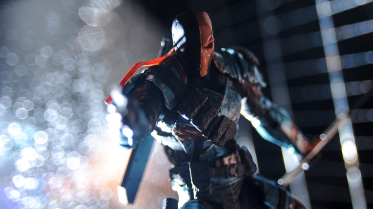 Deathstroke - DC Direct